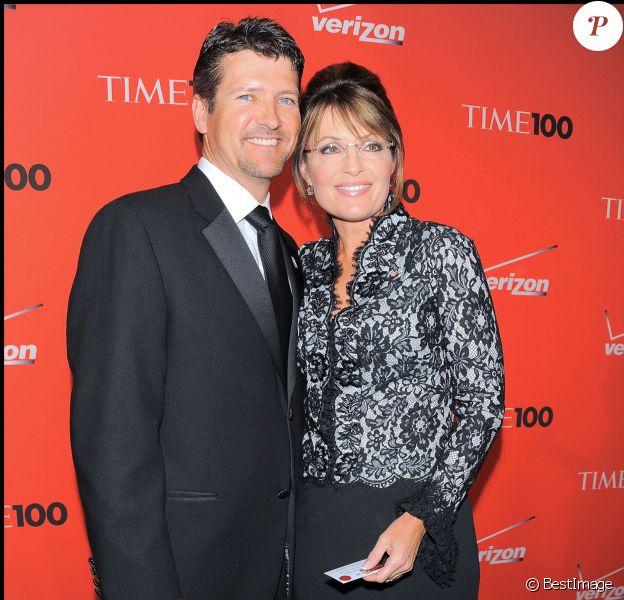 Todd et Sarah Palin - Soirée du Gala Time 100, à New York, le 4 mai 2010