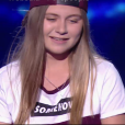 "Justine - ""The Voice Kids 2019"", vendredi 13 septembre 2019 sur TF1."