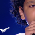 "Ghali - ""The Voice Kids 2019"", vendredi 13 septembre 2019 sur TF1."