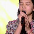 "Nayana - ""The Voice Kids 2019"", vendredi 13 septembre 2019 sur TF1."
