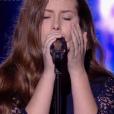 """Amélie - """"The Voice Kids 2019"""", vendredi 13 septembre 2019 sur TF1."""