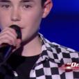 """Lilou - """"The Voice Kids 2019"""", vendredi 13 septembre 2019 sur TF1."""