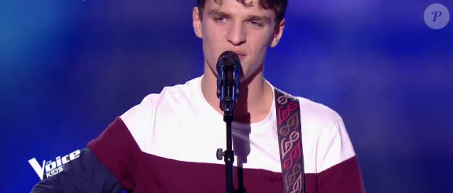"""Leny - """"The Voice Kids 2019"""", vendredi 13 septembre 2019 sur TF1."""