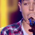 """Enzo - """"The Voice Kids 2019"""", vendredi 13 septembre 2019 sur TF1."""