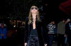 Miley Cyrus : Modeuse qui fait baver Kaitlynn Carter au défilé Tom Ford