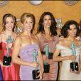 """L'équipe de """"Desperate Housewives"""" - 12e """"Screen Actors Guild Awards. Los Angeles. Le 29 janvier 2006."""