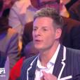 """Matthieu Delormeau dans """"Touche pas à mon poste"""", le 12 septembre 2019, sur C8"""