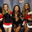 """Le groupe Little Mix au photocall de la saison 10 de """"America's Got Talent"""" à New York, le 9 septembre 2015."""