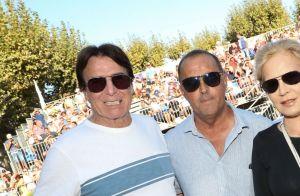 Sylvie Vartan et son mari Tony Scotti affrontent Jacques Dutronc en Corse