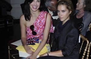 Quand Vahina Giocante, Kylie Minogue et Helena Noguerra célèbrent l'âge d'or hollywoodien... c'est glamour à souhait !