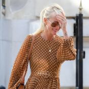 Laeticia Hallyday à Paris : look de rentrée réussi pour une réunion importante