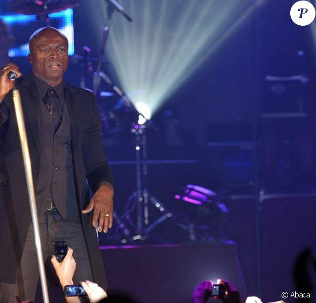 Seal a enflammé Bercy, pour son premier passage dans la salle parisienne