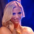 Clara Morgane et Maxime Dereymez ont brillé sur un tango argentin lors du premier prime de la saison 10 de Danse avec les Stars sur TF1 le 21 septembre 2019