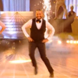 Moundir et Katrina Patchett lors du premier prime de la saison 10 de Danse avec les Stars sur TF1 le 21 septembre 2019
