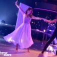Elsa Esnoult et Anthony Colette lors du premier prime de la saison 10 de Danse avec les Stars sur TF1 le 21 septembre 2019