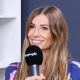 Alexandra Rosenfeld, interview exclusive pour Purepeople, le 20 septembre 2019.