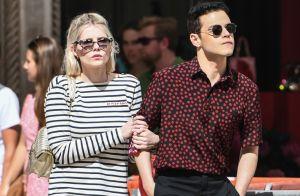 Lucy Boynton, en couple avec Rami Malek : choquée par les fans de son homme