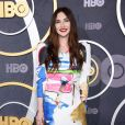Carice Van Houten à la HBO Post Emmy Award Reception au Pacific Design Center à Los Angeles, le 22 septembre 2019.
