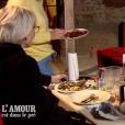 """Christine et Jean-Michel - """"L'amour est dans le pré 2019"""" sur M6. Le 30 septembre 2019."""