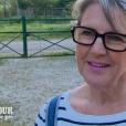 """Isabelle - """"L'amour est dans le pré 2019"""" sur M6. Le 30 septembre 2019."""