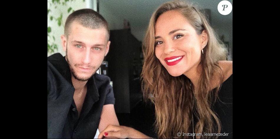 Jean Baptiste Maunier Pose Avec Sa Compagne Instagram Purepeople