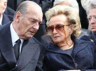 """Mort de Jacques Chirac : Bernadette """"meurtrie"""" et """"très affaiblie"""""""