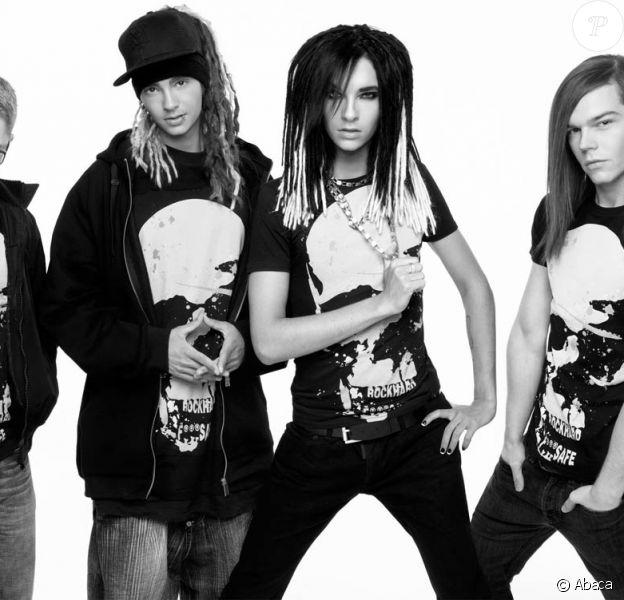Tokio Hotel, en studio pour un nouvel album
