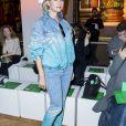 Cécile Cassel assiste au défilé Stella McCartney Collection Prêt-à-Porter Printemps/Eté 2020 lors de la Fashion Week de Paris (PFW) à l'Opéra Garnier. Le 30 septembre 2019. © Olivier Borde/Bestimage