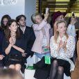 Natalia Vodianova, Paul McCartney et sa femme Nancy Shevell et Delphine Arnault assistent au défilé Stella McCartney Collection Prêt-à-Porter Printemps/Eté 2020 lors de la Fashion Week de Paris (PFW) à l'Opéra Garnier. Le 30 septembre 2019. © Olivier Borde/Bestimage