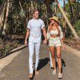 Fidji Ruiz en couple avec Dylan, photo Instagram du 20 septembre 2019