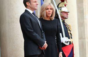 Brigitte et Emmanuel Macron : Déjeuner convivial après l'émotion des obsèques