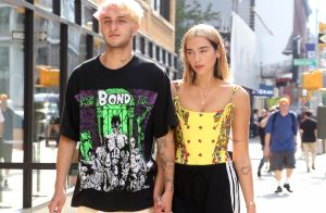 Dua Lipa et Anwar Hadid : Nouveaux blonds amoureux et complices