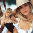 Kaitlynn Carter sur Instagram.