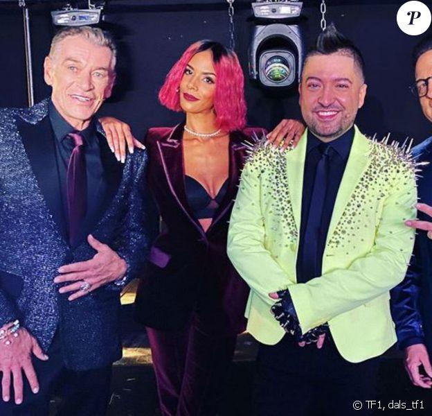 Le jury de Danse avec les stars et leurs looks du prime du samedi 5 octobre 2019.