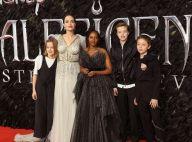 Angelina Jolie : Maman sublime assortie à sa fille Zahara