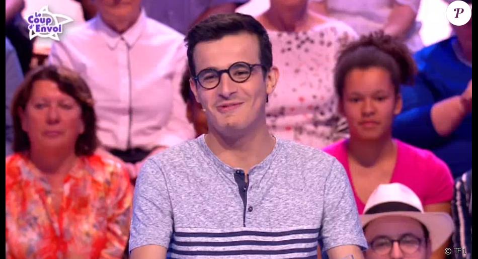 """Paul parle de sa maladie dans """"Les 12 Coups de midi"""", le 15 juillet 2019, sur TF1"""