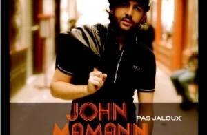 John Mamann, le musicien dans l'ombre de Louisy Joseph : toujours pas jaloux ! Regardez son clip bien à lui !