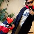 Ayem Nour et son fils Ayvin sur Instagram - 18 mai 2019