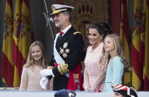 Letizia d'Espagne : Nouveau look réussi pour une réunion de famille festive