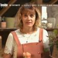 Aurélie, la compagne de Claudio Capéo, dans 50 minutes Inside, le 12 octobre 2019