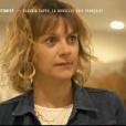 Aurélie, la chérie de Claudio Capéo, dans 50 minutes Inside, le 12 octobre 2019