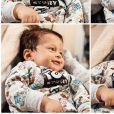 Jesta poste un montage photos de son fils Juliann Instagram du 13 octobre 2019