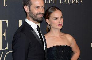 Natalie Portman et Benjamin Millepied complices pour une soirée hollywoodienne