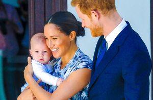 Meghan Markle et Harry : Leur fils Archie est-il roux ? Ils répondent
