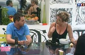 Secret Story 3 : Ambiance tendue dans le clan des vieux... Cindy ne veut plus parler à Nicolas le traître ! Regardez !
