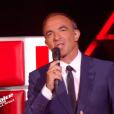 "Nikos Aliagas - Finale de ""The Voice Kids 2019"" sur TF1. Le 25 octobre 2019."