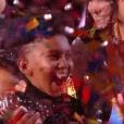 """Soan est le grand gagnant - Finale de """"The Voice Kids 2019"""" sur TF1. Le 25 octobre 2019."""