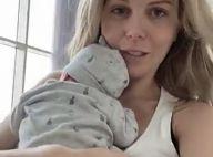 Jessica Thivenin maman : première nuit avec Maylone, entre fatigue et bonheur