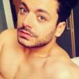 Kev Adams sur Instagram.