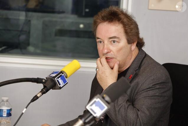 """Richard Dewitte de Il était une fois dans l'émission """"On repeint la musique"""" à Paris, le 28 mars 2012"""